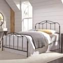 Fashion Bed Group Braylen Queen Braylen Bed - Item Number: B10C25