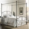 Fashion Bed Group Canopy Beds California King Sylvania Canopy Bed - Item Number: B16777