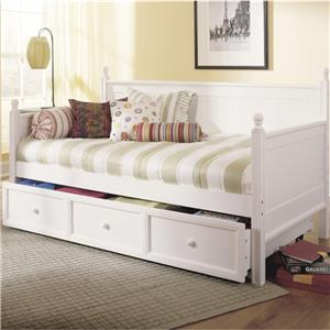 Morris Home Furnishings Casey II Daybed with Trundle