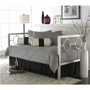 Fashion Bed Group Daybeds Astoria Daybed with Linkspring