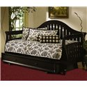 Fashion Bed Group Daybeds Fraser Daybed with Linkspring - Item Number: B50133+480139