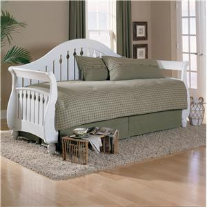 Fashion Bed Group Daybeds Fraser Daybed with Linkspring