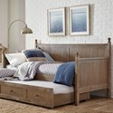 Fashion Bed Group Daybeds Carston - Item Number: B50341+B50342