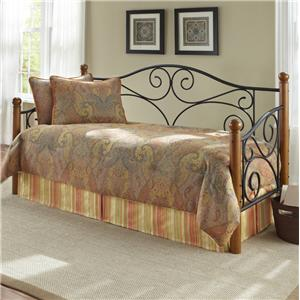 Fashion Bed Group Daybeds Ennis Daybed