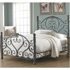 Fashion Bed Group Duchess Queen Bed