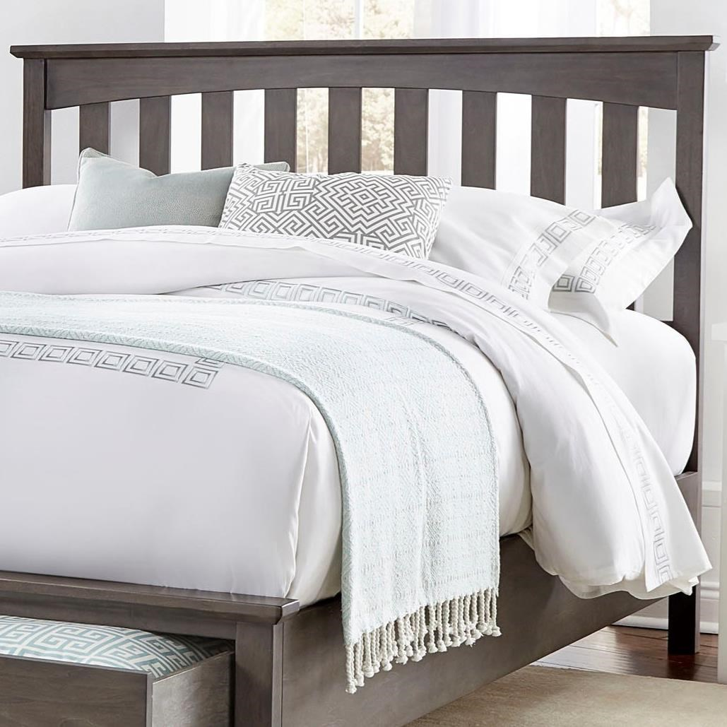 Fashion Bed Group Hampton Full/Queen Headboard - Item Number: B22161