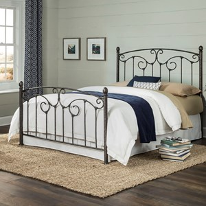 Fashion Bed Group Hinsdale Queen Hinsdale Headboard and Footboard