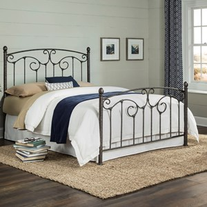 Fashion Bed Group Hinsdale Queen Hinsdale Bed