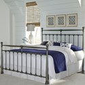 Fashion Bed Group Kensington Full Kensington Headboard and Footboard - Item Number: B10074