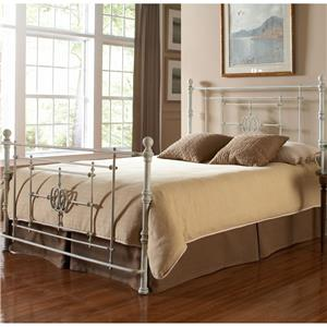 Fashion Bed Group Lafayette Queen Bed Without Frame