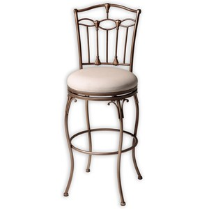 Morris Home Furnishings Metal Barstools Concord Metal Barstool