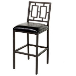 Morris Home Furnishings Metal Barstools Lansing Metal Barstool