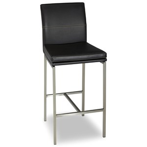 Fashion Bed Group Metal Barstools 30-Inch Phoenix Barstool