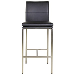 Morris Home Furnishings Metal Barstools 30-Inch Phoenix Barstool