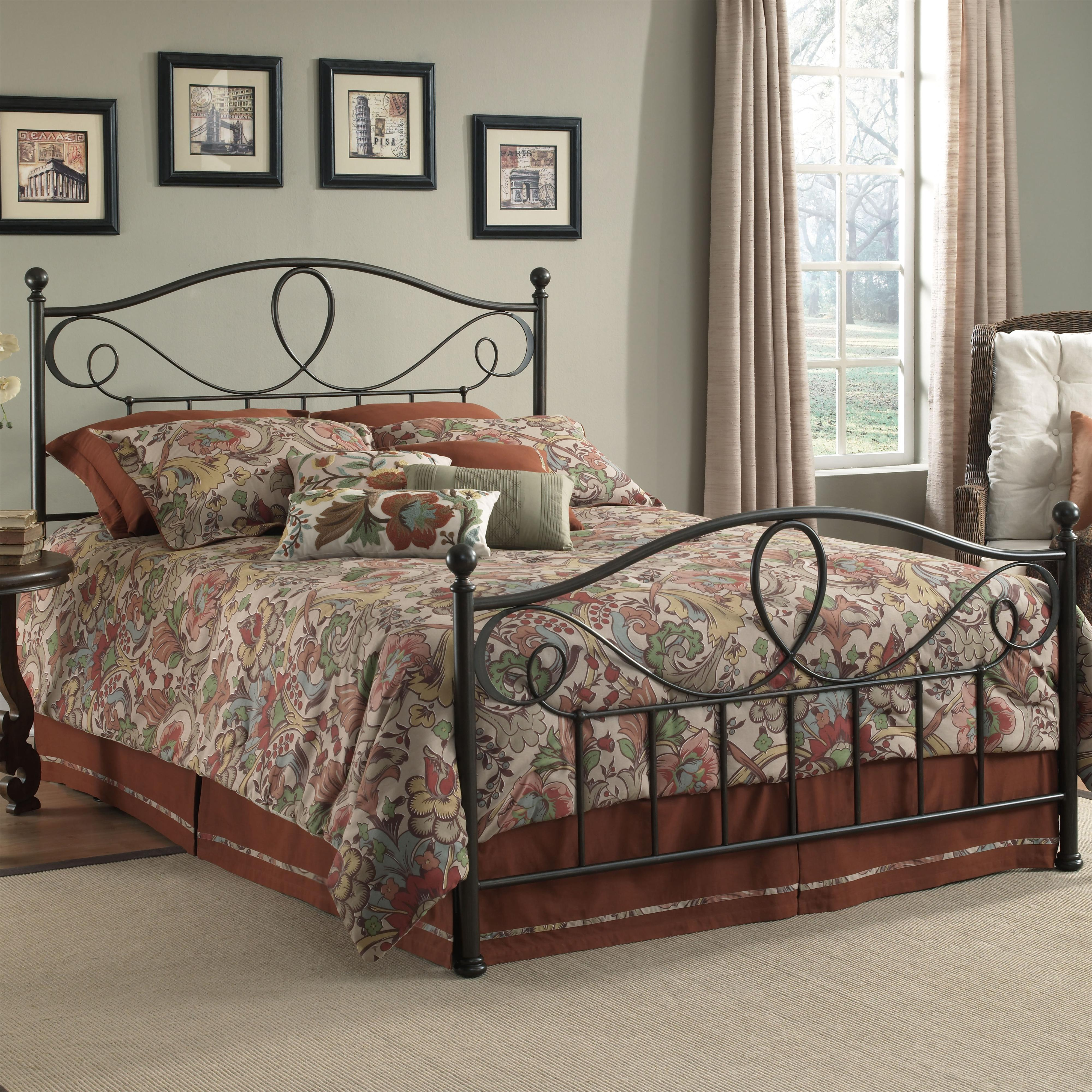 Metal Bed Bedroom Fashion Bed Group Metal Beds Queen Sylvania Bed W Frame Vandrie