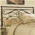 Fashion Bed Group Metal Beds Full Lucinda Headboard - Item Number: B12834