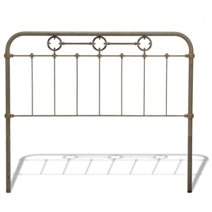 Fashion Bed Group Metal Beds Full Metal Headboard