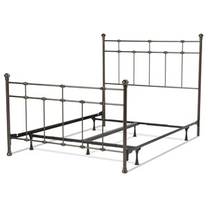 Queen Dexter Bed w/ Frame
