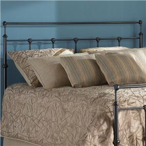 Morris Home Furnishings Metal Beds Queen Winslow Headboard
