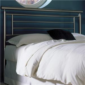 Morris Home Furnishings Metal Beds Queen Chatham Headboard