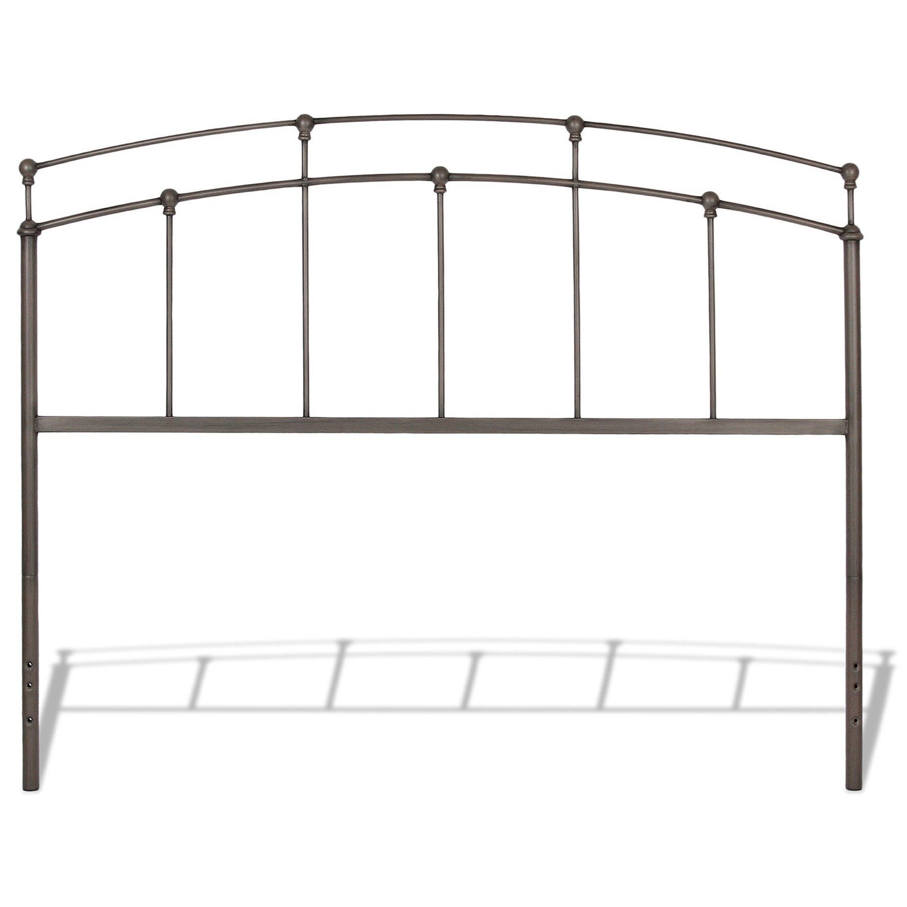 Fashion Bed Group Metal Beds Queen Fenton Duo Panel - Item Number: B45755