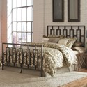 Fashion Bed Group Metal Beds Queen Miami Bed