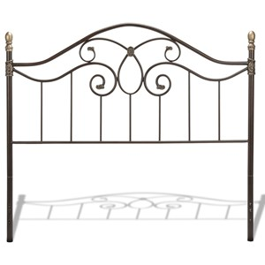 Fashion Bed Group Metal Beds Queen Dynasty Headboard