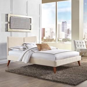 Fashion Bed Group Parkland California King Parkland Platform Bed