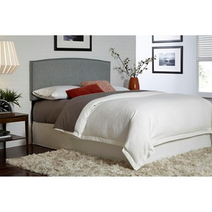 Fashion Bed Group Upholstered Headboards and Beds Queen Headboard