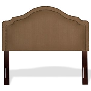 Fashion Bed Group Upholstered Headboards and Beds King/California King Versailles Headboard