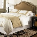 Fashion Bed Group Upholstered Headboards and Beds Twin Versailles Headboard