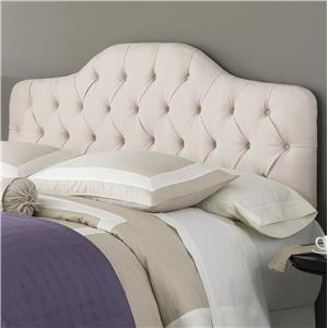 Morris Home Furnishings Upholstered Headboards and Beds King/California King Martinique Headboard