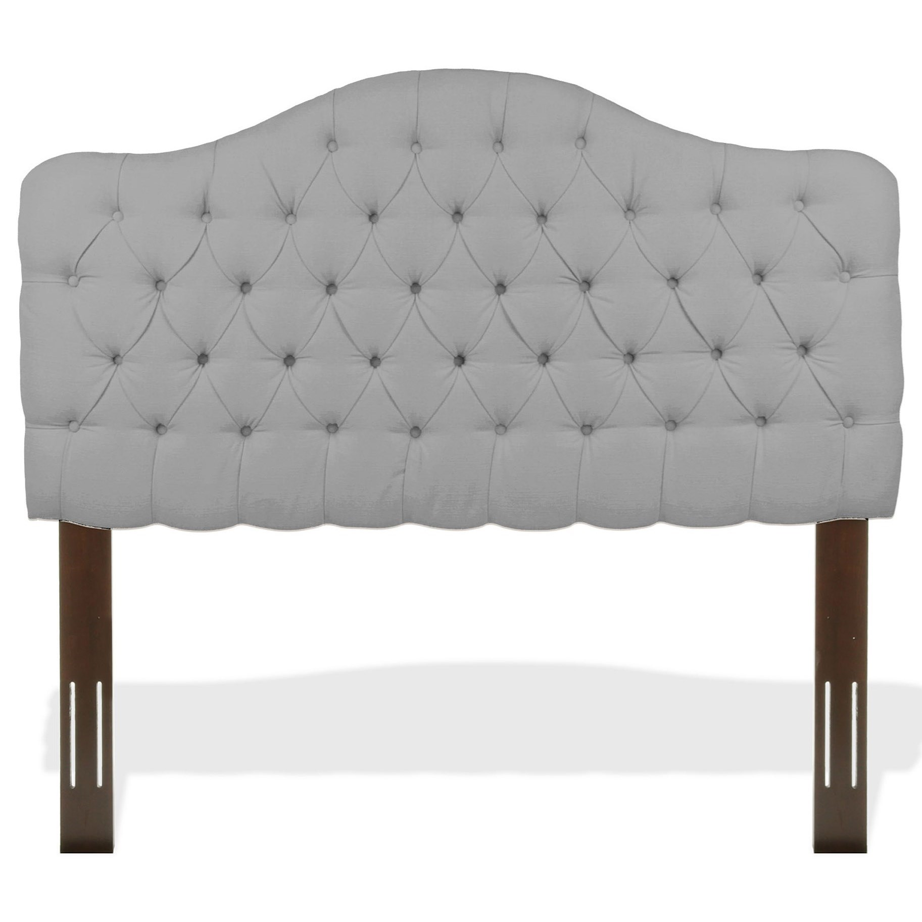 Fashion Bed Group Upholstered Martinique Full/Queen Headboard - Item Number: B72711