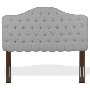 Fashion Bed Group Upholstered Headboards and Beds Twin Martinique Headboard