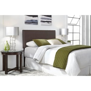 Morris Home Furnishings Upholstered Headboards and Beds Queen Headboard