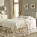 Fashion Bed Group Upholstered Headboards and Beds Full / Queen Carlisle Wood and Fabric Headboard