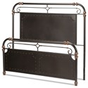 Fashion Bed Group Westchester Queen Westchester Headboard and Footboard - Item Number: B10D45