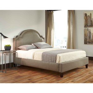 Fashion Bed Group Westminster Queen Westminster Platform Bed