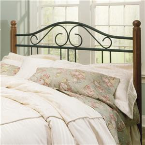 fashion bed group wood and metal beds king delmar bed w/ side, Headboard designs