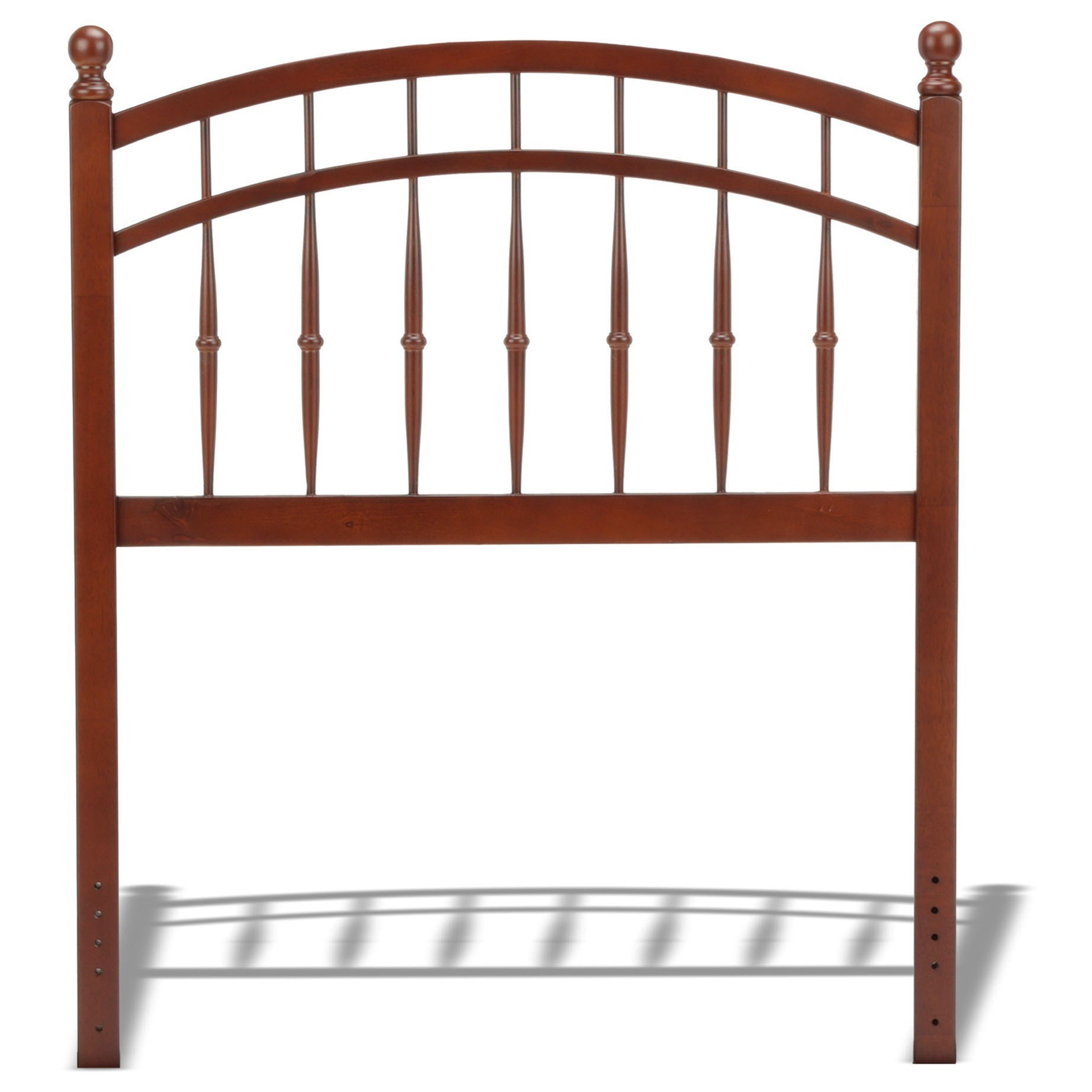 Fashion Bed Group Wood Beds Twin Wood Headboard - Item Number: 51T063