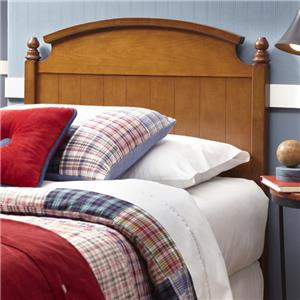 Morris Home Furnishings Wood Beds Twin Danbury Headboard