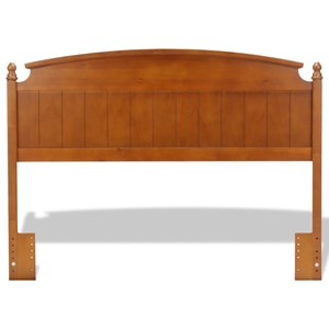 Fashion Bed Group Wood Beds Full/Queen Danbury Headboard