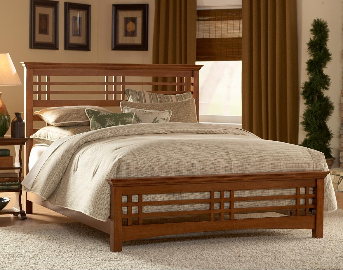 fashion bed group wood beds full avery bed w wood side rails ahfa