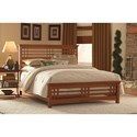 Fashion Bed Group Wood Avery Full Bed