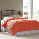 Fashion Bed Group Wood Beds King Dayton Headboard