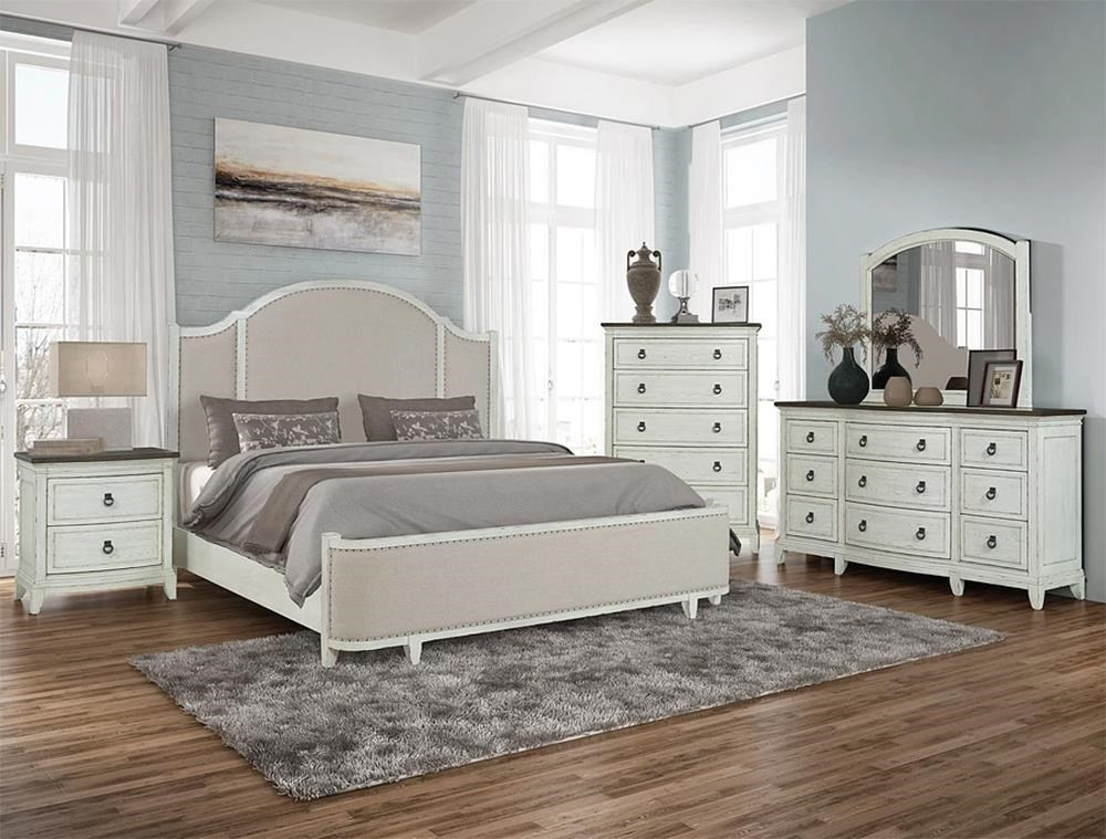 Bacall 5PC Queen Bedroom Set at Rotmans