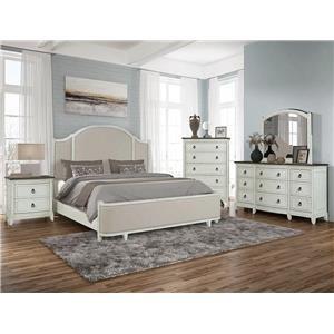 5PC King Bedroom Set