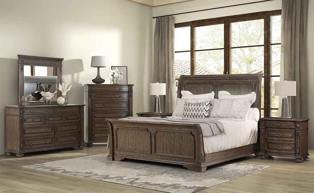 Stanwyck 5PC Queen Bedroom Set at Rotmans