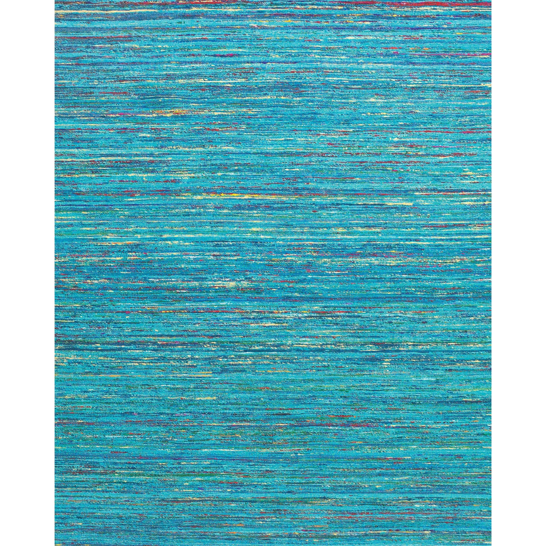 Aqua 5' x 8' Area Rug