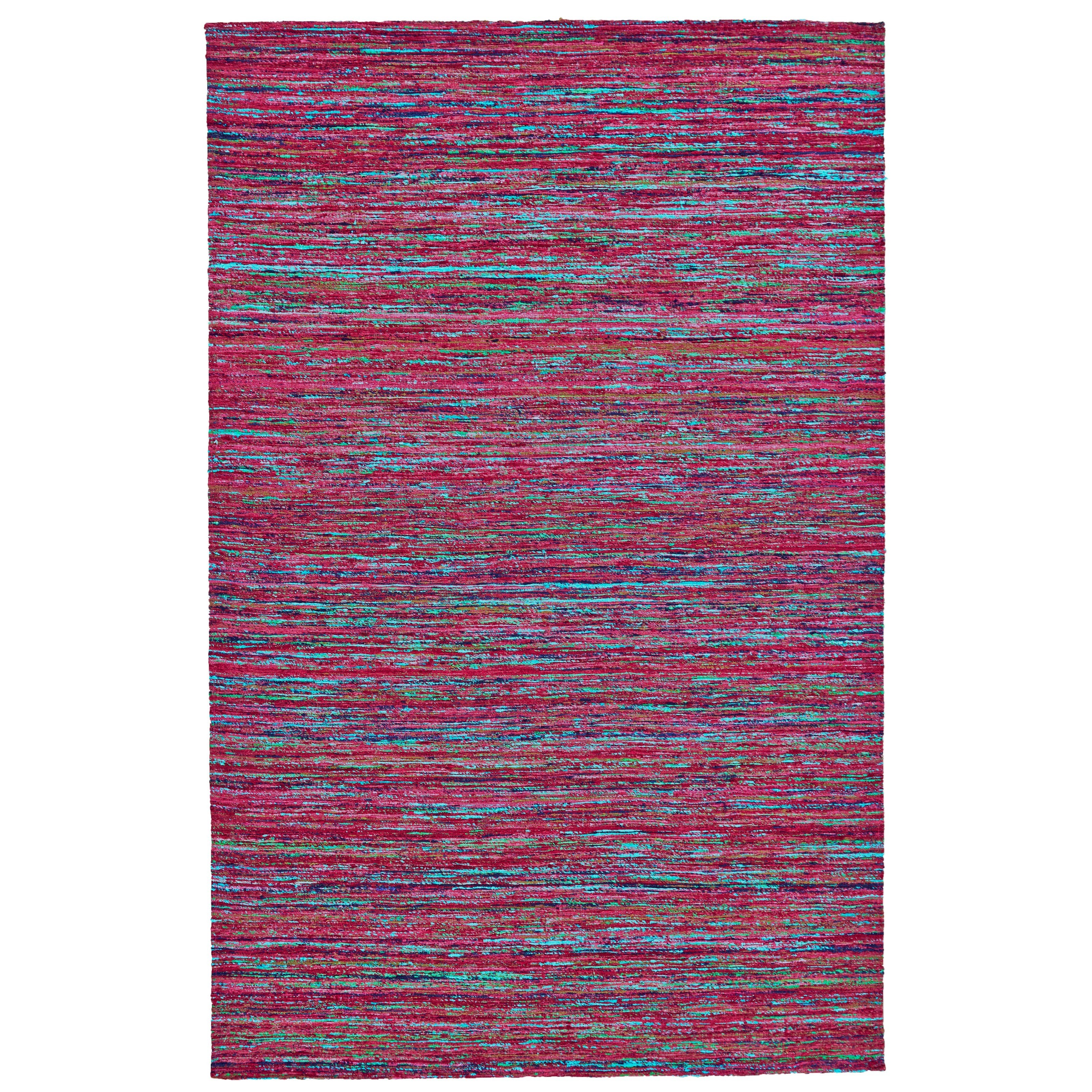"Arushi Fuchsia 3'-6"" x 5'-6"" Area Rug by Feizy Rugs at Sprintz Furniture"